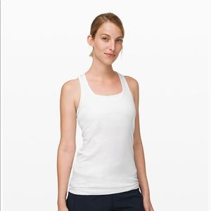 Green lululemon tank top!
